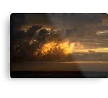 Caribbean Sky Metal Print