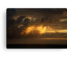 Caribbean Sky Canvas Print