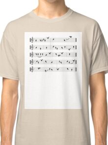 Black Birds Classic T-Shirt