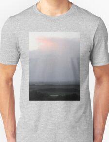 Cape Liptrap gentle pink cloud after rain T-Shirt