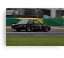Adrian Brady BMW 635 Canvas Print