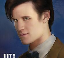 11th Doctor -Doctor Who by Caim