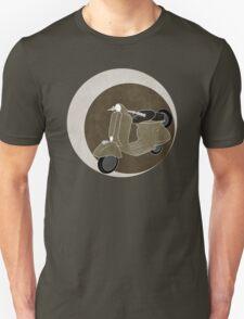 Cappuccino Vespa Unisex T-Shirt