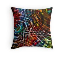 Psychedelia 1 Throw Pillow
