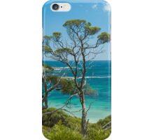 Ti-Tree over the Beach iPhone Case/Skin