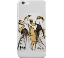 3 dancers iPhone Case/Skin