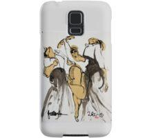 3 dancers Samsung Galaxy Case/Skin