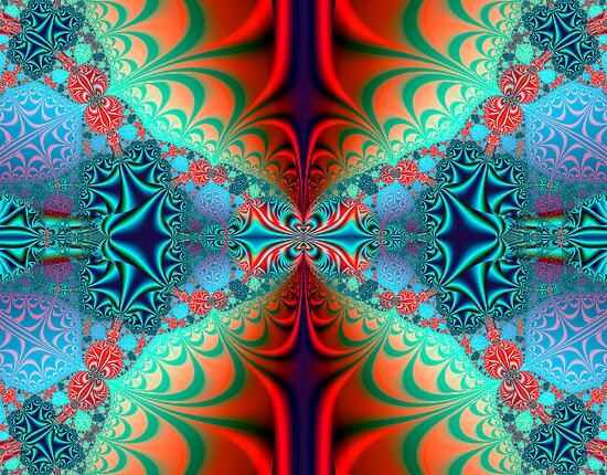 Colors, shapes and patterns by CanDuCreations