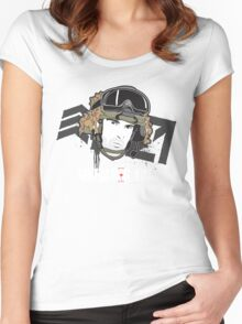 Generation Kill Women's Fitted Scoop T-Shirt