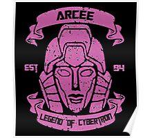 Legend Of Cybertron - Arcee Poster