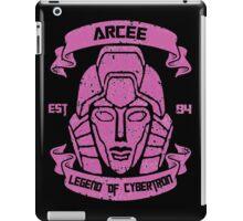 Legend Of Cybertron - Arcee iPad Case/Skin