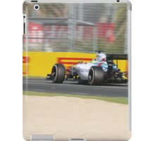 Williams FW37 Formula One Car iPad Case/Skin