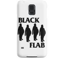 BLACK FLAB Samsung Galaxy Case/Skin