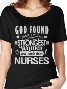 The Strongest Women Women's Relaxed Fit T-Shirt