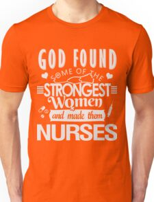 The Strongest Women Unisex T-Shirt