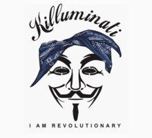 2Pac Killuminati Kids Clothes