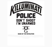 Police Dont Shoot Im Unarmed Kids Clothes