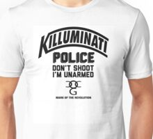 Police Dont Shoot Im Unarmed Unisex T-Shirt