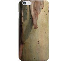 Gum tree bark 5: warm smooth sheeny iPhone Case/Skin