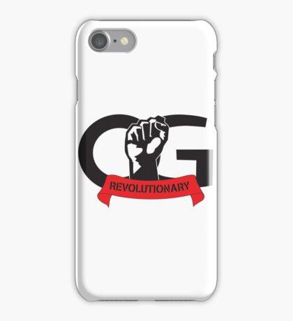 OG Fist iPhone Case/Skin