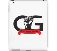 OG Fist iPad Case/Skin