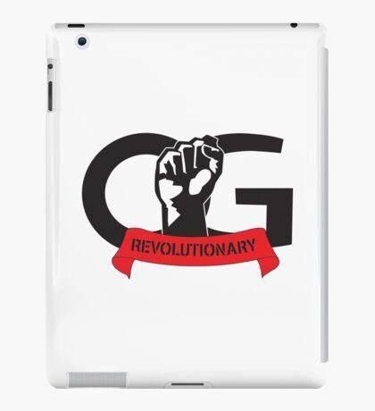 OG Fist iPad Case/Skin