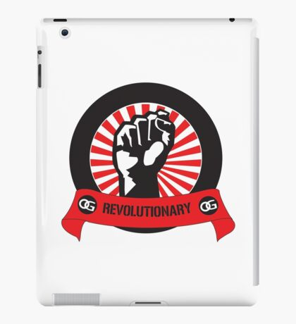 OG Fist Revolutionary iPad Case/Skin