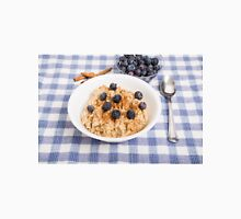 Oatmeal and Blueberries Unisex T-Shirt