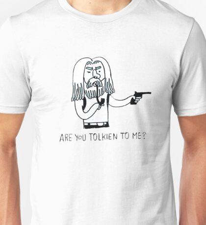 Tolkien to me Unisex T-Shirt