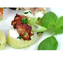 Fresh, Food & Fingerfood Photographic Print