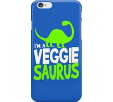 Vegiesaurus iPhone Case/Skin