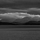 Over the Sea to a Stormy Skye. by David Alexander Elder