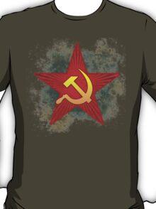 Grungy CCCP T-Shirt