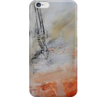 Abstract Painting on Paper - Study iPhone Case/Skin