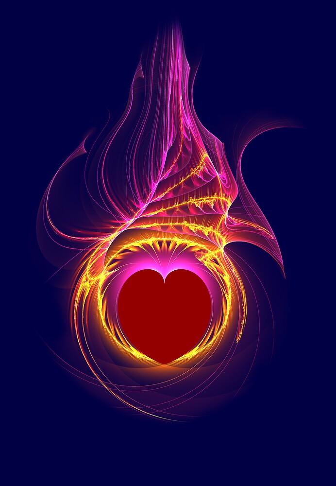 Heart Afire by Kinnally