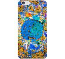 Toddler Turtle Blue iPhone Case/Skin