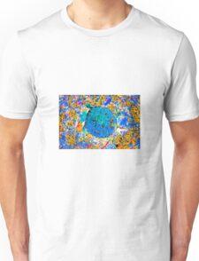 Toddler Turtle Blue Unisex T-Shirt