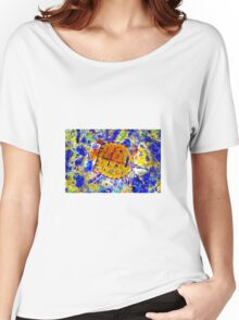 Toddler Turtle Gold Women's Relaxed Fit T-Shirt