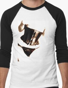 corset Men's Baseball ¾ T-Shirt