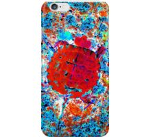 Toddler Turtle Red iPhone Case/Skin