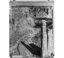 The Black and the White of It iPad Case/Skin