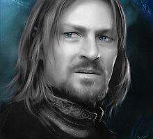 Boromir - Lord of the Rings by Caim
