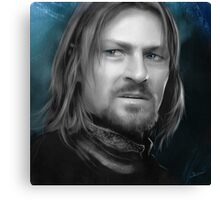 Boromir - Lord of the Rings Canvas Print
