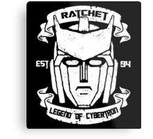 Legend Of Cybertron - Ratchet Metal Print
