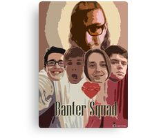 GTA Banter Squad Canvas Print