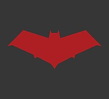 Red Hood (New 52) Logo by LinearStudios