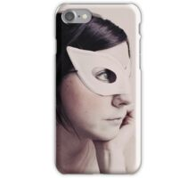 Can't Let You In iPhone Case/Skin