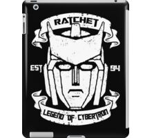 Legend Of Cybertron - Ratchet iPad Case/Skin