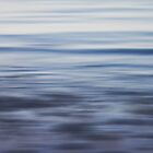 Long Island Sound Abstract by Bethany Helzer