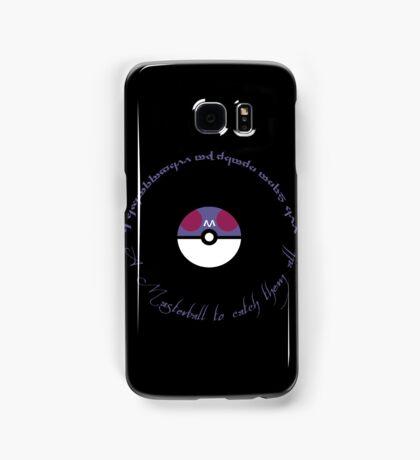 A Masterball to catch them all Samsung Galaxy Case/Skin